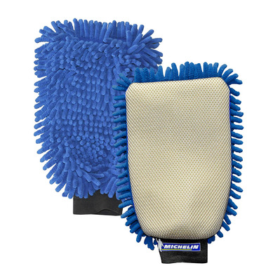 MICHELIN - 9482 - Guante de lavado blue