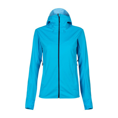 MAMMUT - ULTIMATE V SO - Jacket - Women's - ocean/whisper marl