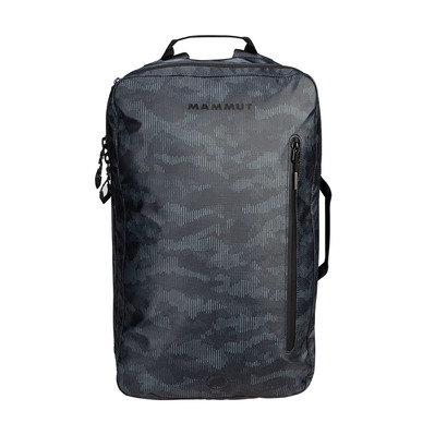 MAMMUT - SEON TRANSPORTER X 26L - Backpack - black camo