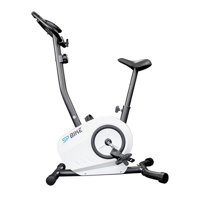 SPARRAW - SP-BIKE - Cyclette da fitness compact 5kg bianco