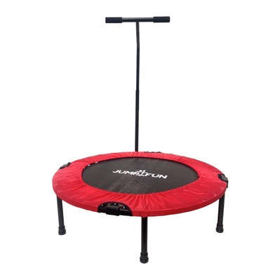 JUMP4FUN - T-BAR 92cm - Mini tappeto elastico fitness rosso