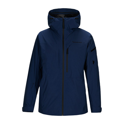 PEAK PERFORMANCE - ALPINE2LJ - Giacca da sci Uomo decent blue