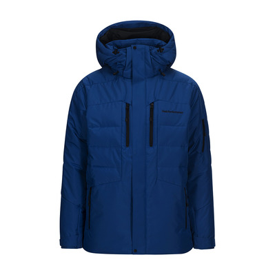 PEAK PERFORMANCE - SHIGA - Giacca Uomo true blue