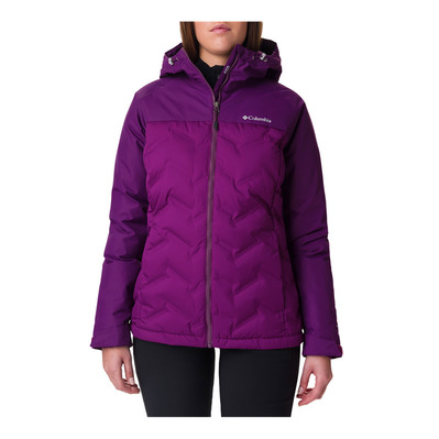 COLUMBIA - GRAND TREK™ - Down Jacket - Women's - wild iris