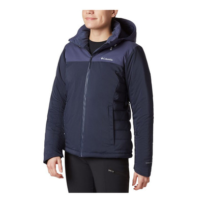 COLUMBIA - SNOW DREAM™ - Ski Jacket - Women's - navy