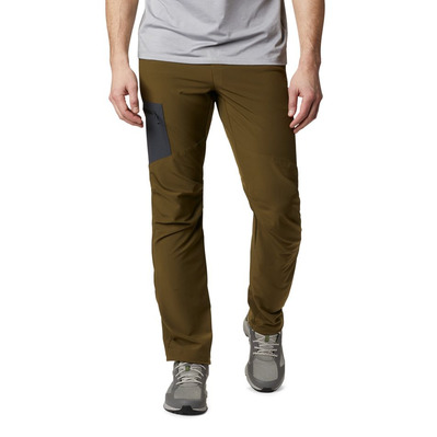 COLUMBIA - TRIPLE CANYON™ - Pants - Men's - new olive/shar
