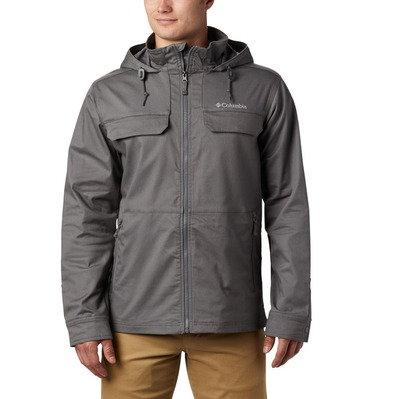 COLUMBIA - TUMMIL PINES™ HOODED - Jacket - Men's - city grey