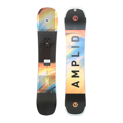 AMPLID - STEREO 18/19 - Snowboard all mountain/freestyle melange