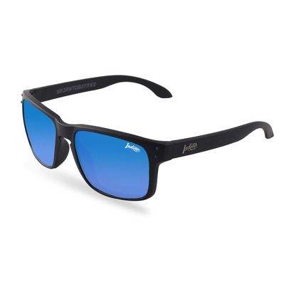 THE INDIAN FACE - FREERIDE SPIRIT - Polarised Sunglasses - black/blue