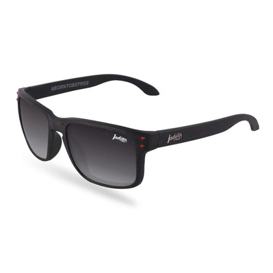 THE INDIAN FACE - FREERIDE SPIRIT - Polarised Sunglasses - wood/black