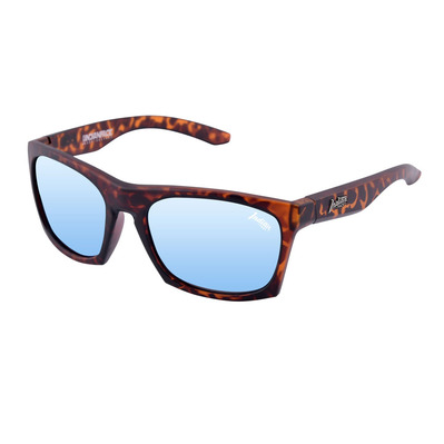 THE INDIAN FACE - BARREL - Polarised Sunglasses - tortoise/crystal