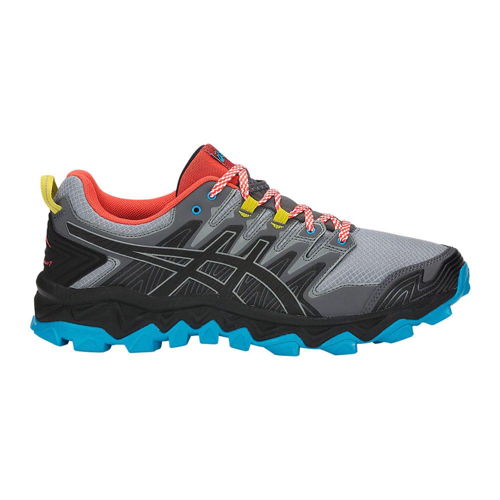 ASICS Asics GEL-FUJITRABUCO 7 - Chaussures trail Homme stone grey ...