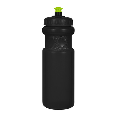 DRESCO - 5251800 - Borraccia 600 ml nero/verde