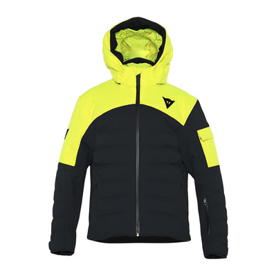 DAINESE - RIBBO PADDING HP - Ski Jacket - Junior - lime punch/stretch limo