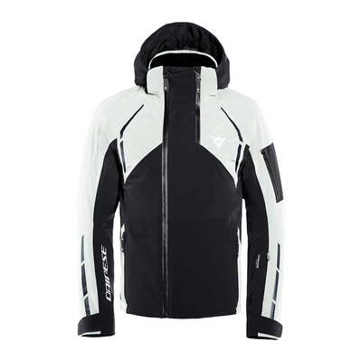 DAINESE - HP1 M2 - Ski Jacket - Men's - stretch limo/lily white/stretch limo