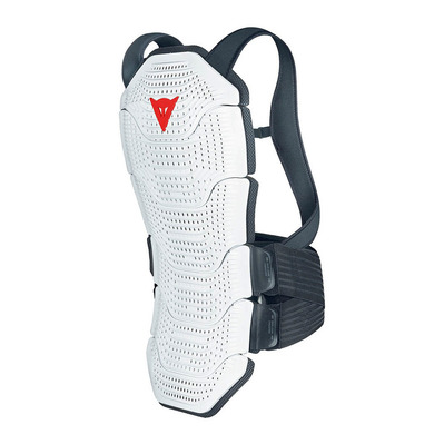 DAINESE - MAN IS WINTER 55 - Back Protection - Men's - white