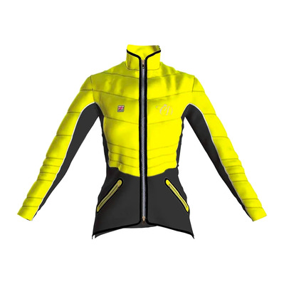 EQUISAFETY - CHARLOTTE - Chaqueta mujer yellow