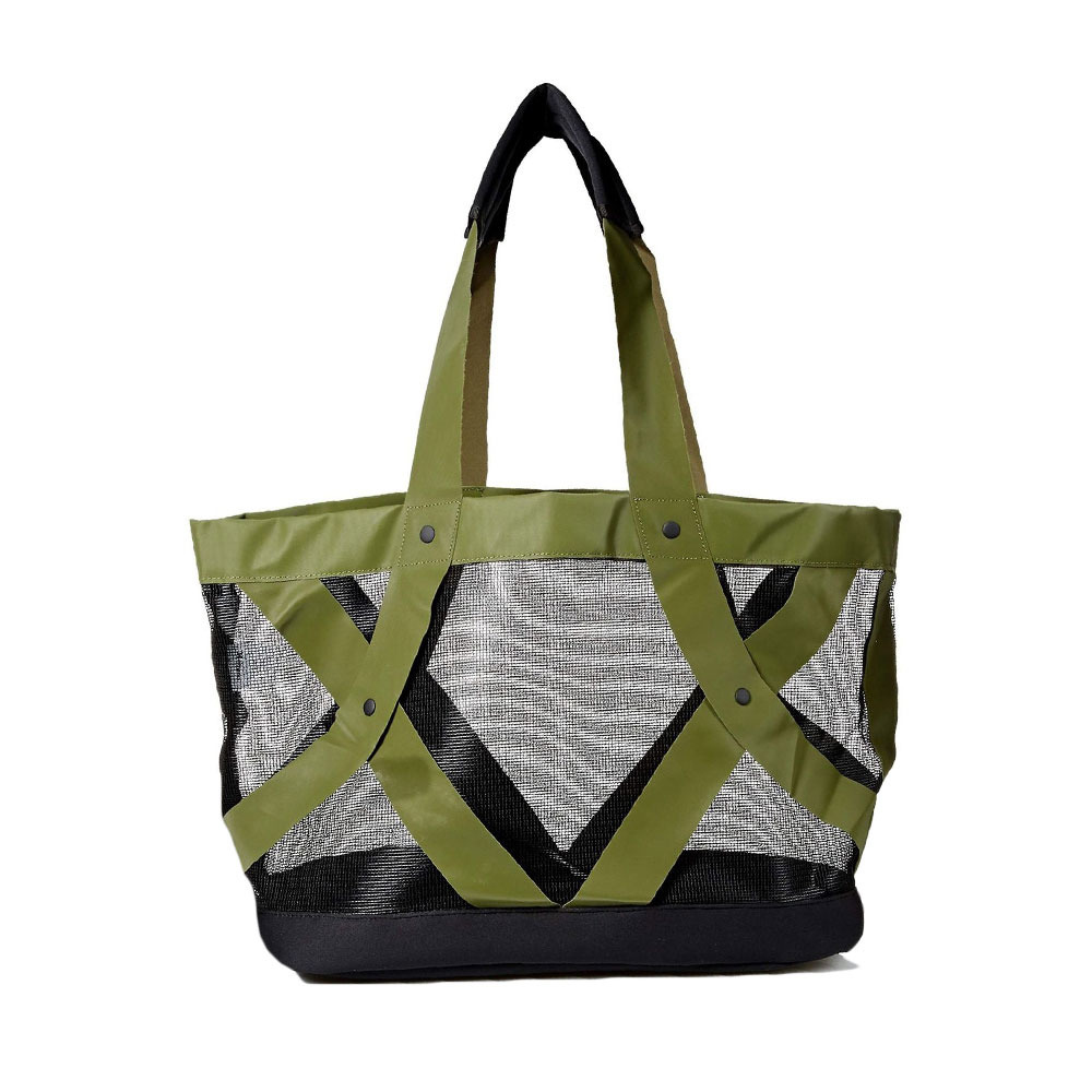 Hurley Womens Hurley Mesh Tote Bag
