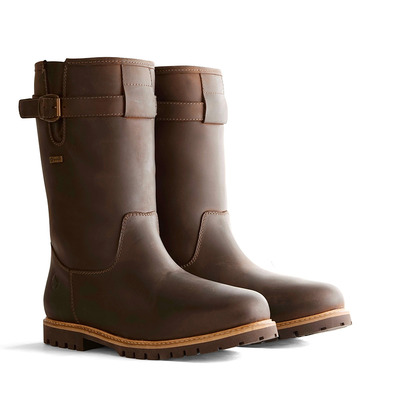 TRAVELIN' - ISLAND - Boots - Men's - dark brown