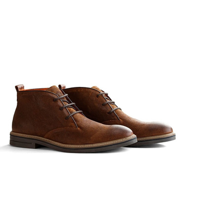 TRAVELIN' - NEWBURGH - Shoes - Men's - cognac