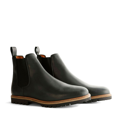 TRAVELIN' - SKJERN - Ankle Boots - Men's - black