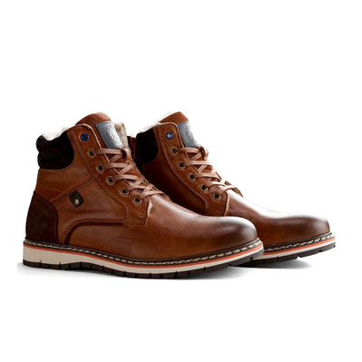 TRAVELIN' - STORDAL - Shoes - Men's - cognac