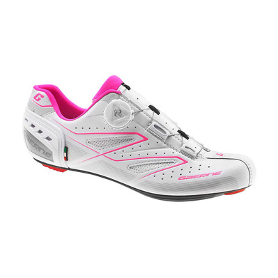 GAERNE - CARBON G.TORNADO - Chaussures route Femme white/pink