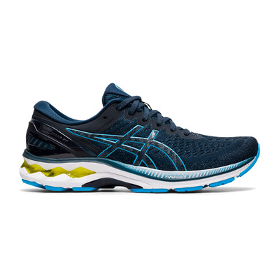 ASICS - GEL-KAYANO 27 - Chaussures running Homme french blue/digital aqua
