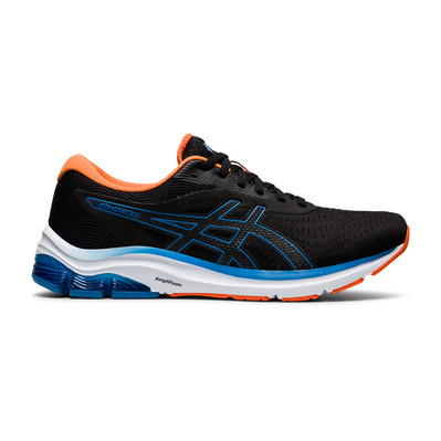 ASICS - GEL-PULSE 12 - Chaussures running Homme black/reborn blue