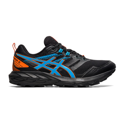 ASICS - GEL-SONOMA 6 - Trail Shoes - Men's - black/digital aqua