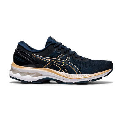 ASICS - GEL-KAYANO 27 - Running Shoes - Women's - french blue/champagne