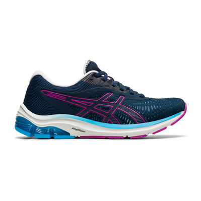 ASICS - GEL-PULSE 12 - Running Shoes - Women's - french blue/digital grape