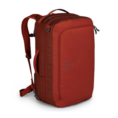 OSPREY - TRANSPORTER CARRY-ON 44L - Sac de voyage ruffian red