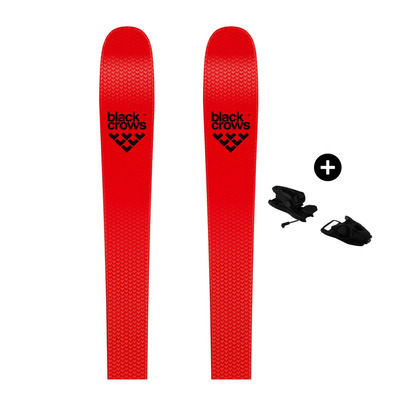 BLACK CROWS - CAMOX FREEBIRD - Pack skis freerando