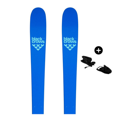 BLACK CROWS - OVA FREEBIRD - Pack skis freerando