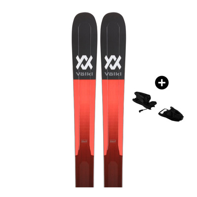 VOLKL - M5 MANTRA - Pack skis freeride Homme