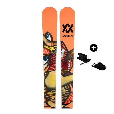 VOLKL - REVOLT 95 - Pack skis freestyle Homme