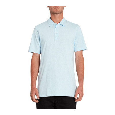 VOLCOM - WOWZER - Polo - Men's - aether blue