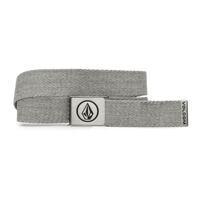 VOLCOM - CIRCLE WEB - Belt - Men's - heather grey