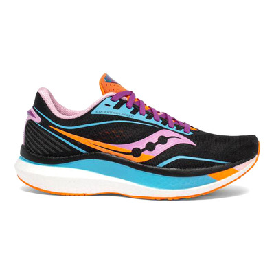 SAUCONY - ENDORPHIN SPEED - Chaussures running Femme future black