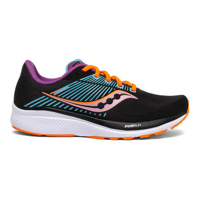 SAUCONY - GUIDE 14 - Chaussures running Femme future black