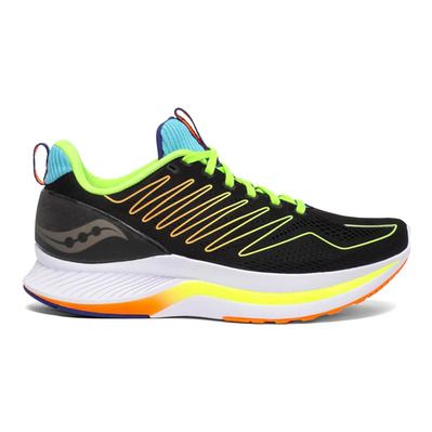 SAUCONY - ENDORPHIN SHIFT - Chaussures running Homme future black