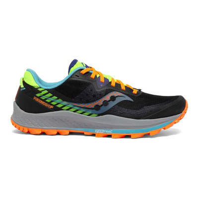 SAUCONY - PEREGRINE 11 - Chaussures trail Homme future black