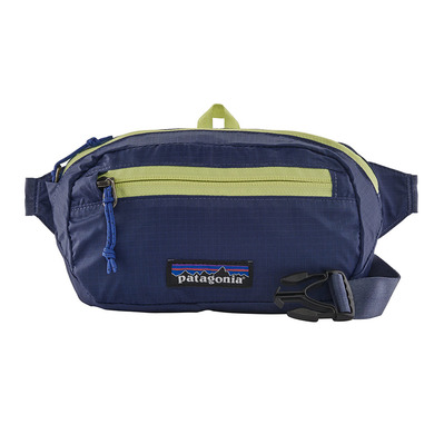 PATAGONIA - ULTRALIGHT BLACK HOLE - Riñonera current blue