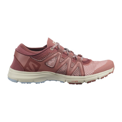 SALOMON - CROSSAMPHIBIAN SWIFT 2 - Water Shoes - Women's - brick dust/apple butter/kentucky blue