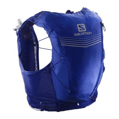 SALOMON - ADV SKIN 12L - Sac d'hydratation blue/ebony