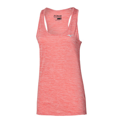 MIZUNO - IMPULSE CORE - Tank Top - Women's - tea rose