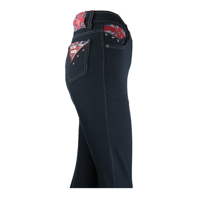 EASY RIDER - Euro-Star BENITA - Hose - Junior - navy