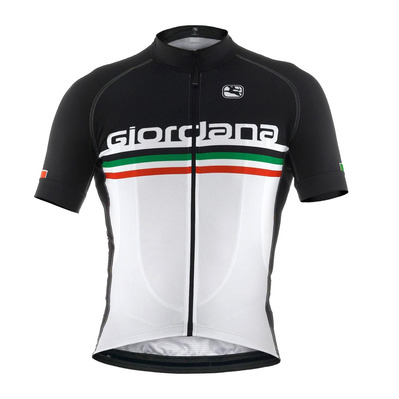 GIORDANA - SCATTO TRADE GIORDANA - Funktionsshirt - Männer - black/white/italia