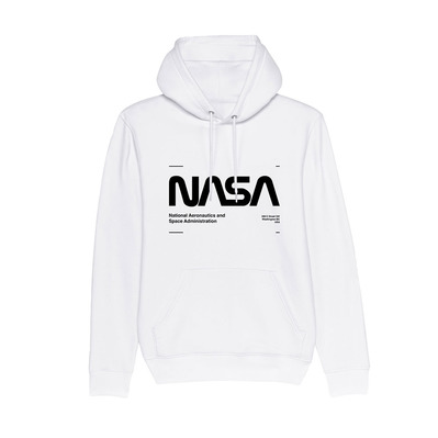 NASA - BLACK NASA - Sweatshirt - white